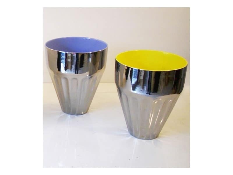 Q149 2x68 bicchiere gigante soprammobili reception - Soprammobili design ...