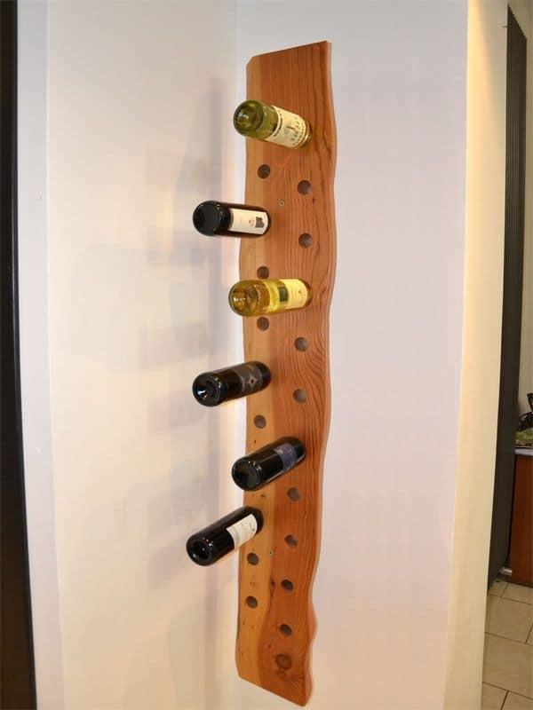 Portavini porta bottiglie in legno per bar porta - Portaghiaccio per bottiglie ...