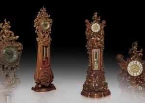 10, Orologi a pendolo, per Salotti classici di lusso