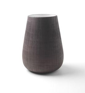 La lun vaso, Vaso decorativo in ceramica