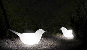 Paloma, Elemento decorativo a forma di uccello