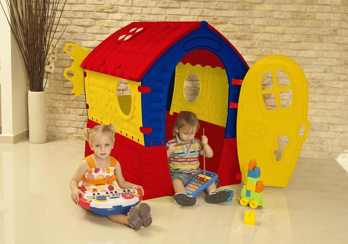 Li110pla Casa Giochi Per Bambini Adatta Pe Uso Esterno