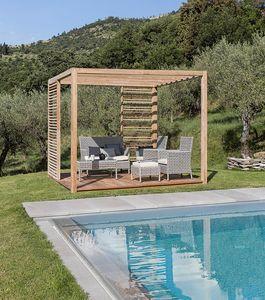 Saint Tropez 0807, Gazebo in legno