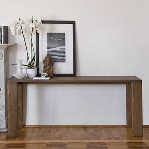 Keel consolle, Console in legno, dal design elegante ed essenziale