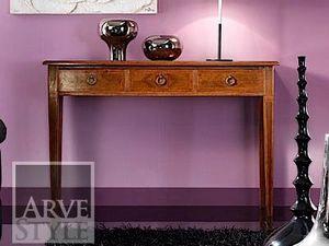 Vivre Lux consolle, Consolle con cassetti,  in legno massello
