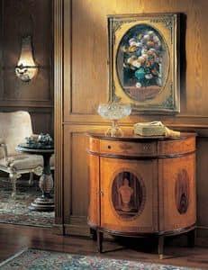 310, Consolle classica di lusso, per ingressi di alberghi