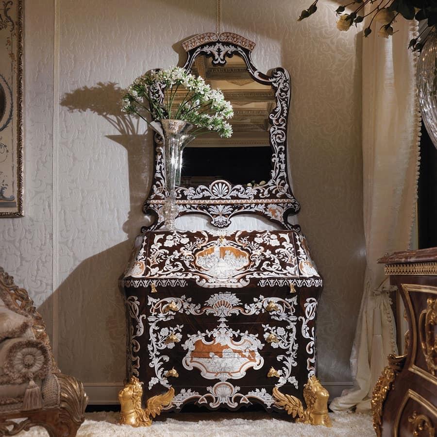 Art 5230 mobili intagliati atri idfdesign for Bellotti arredamenti