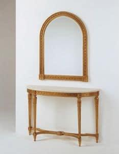 Art. 700, Consolles in legno Albergo