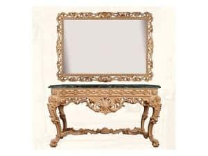 Immagine di Console art. 249, mobili ingresso classici di lusso