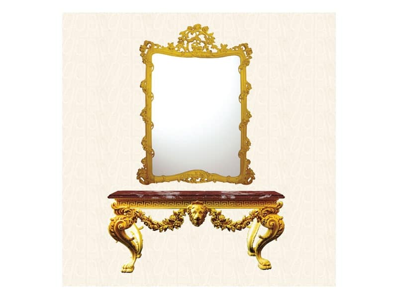 Console art. 258/a, Consolle classica di lusso Ingressi