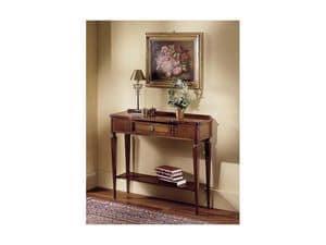 Immagine di Consolle classica Perla, mobili classici di lusso