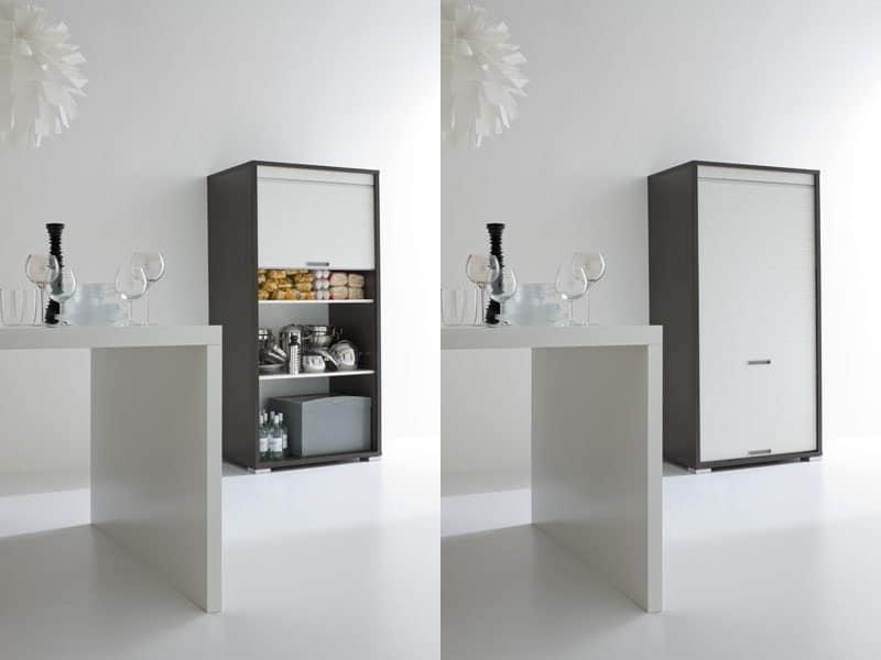Mobili contenitori taverna idfdesign for Mobili contenitori design