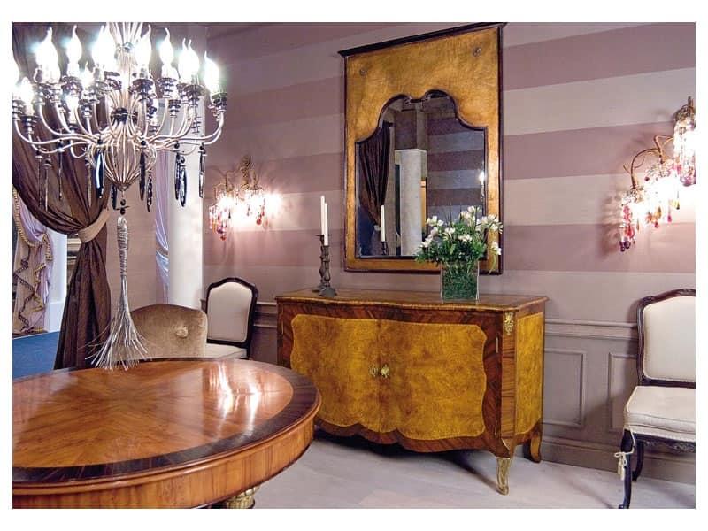 1500 mobile classico soggiorno sala da pranzo idfdesign - Mobile sala pranzo ...