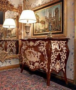 Art. 310, Credenza classica per ville e hotel