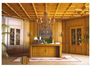 Immagine di Boiserie Delfi 2, credenza in stile