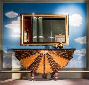 CR54 Farfalla, Credenza classica a farfalla, per alberghi