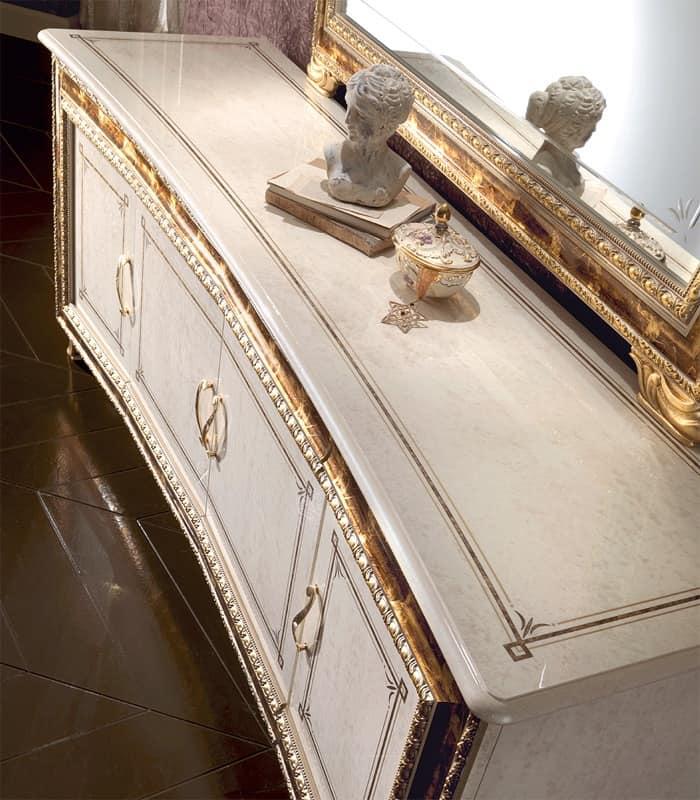 Credenza in stile classico di lusso per sale da pranzo - Credenza sala da pranzo ...