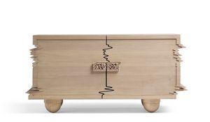 6713 Good Vibrations, Mobile in legno con effetto vibrazione