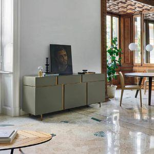 Abaco, Madia dal design dinamico
