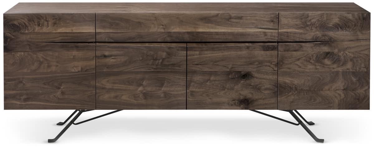 Madia in legno massello | IDFdesign