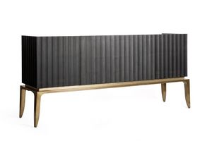 AURIGA Mobile DELFI Collection, Mobile credenza con ampi vani