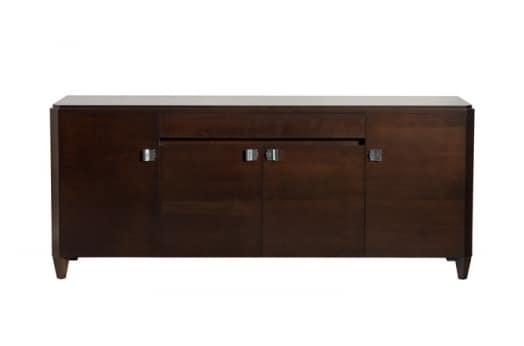 Credenza Per Salotto : Credenza in legno per salotto idfdesign
