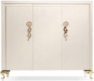 George cabinet, Mobile contenitore in legno