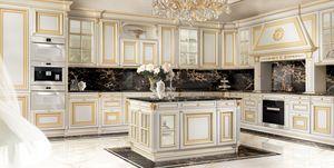 Cucina 7350, Cucina stile classico
