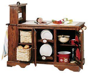 Art. 368, Mobile da cucina con piano di lavoro