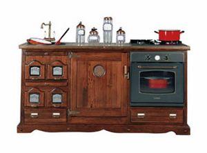 Art. 439/F, Base per cucina rustica