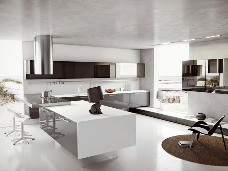 cucine moderne non laccate  canlic for ., Disegni interni