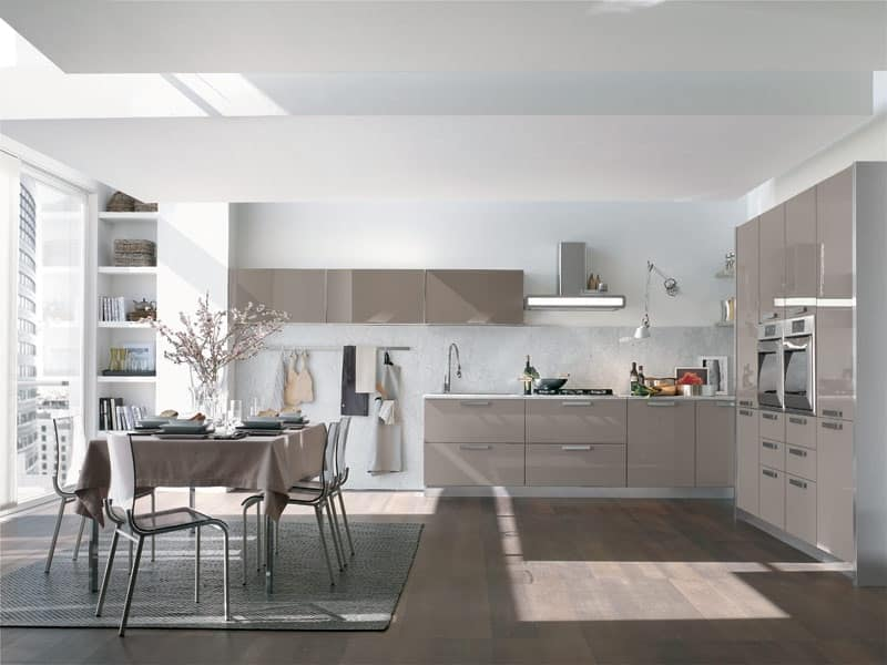 Cucina modulare Zona giorno  IDFdesign