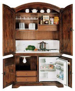 Art. 250, Mini cucina in stile country