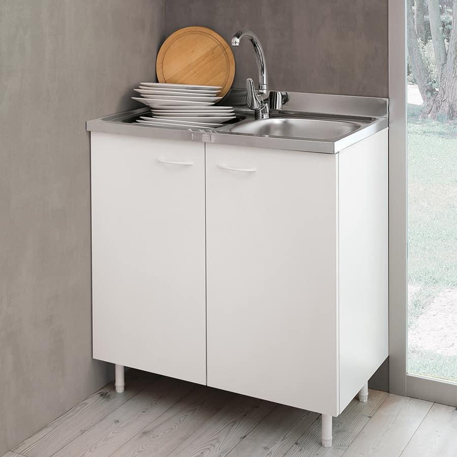 Mobile lavabo per cucinino idfdesign - Mobile lavabo cucina ...