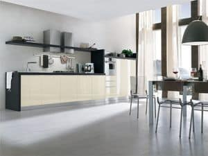Immagine di Diamante 4, cucine contemporanee