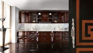 Immagine di Dolce Vita cucina, cucina legno