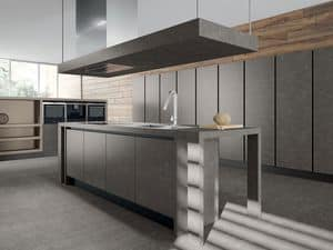 Immagine di Etherna 3, cucine contemporanee
