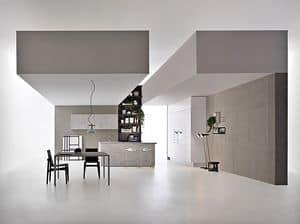 Immagine di INDada comp.01, cucina tecnologica