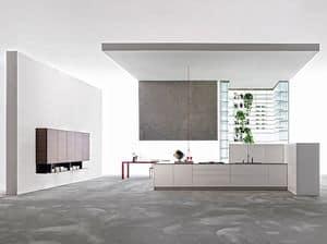 Immagine di Trim comp.01, mobili cucine