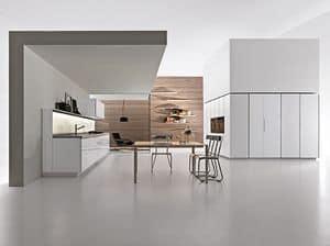 Immagine di Trim comp.02, cucina lineare