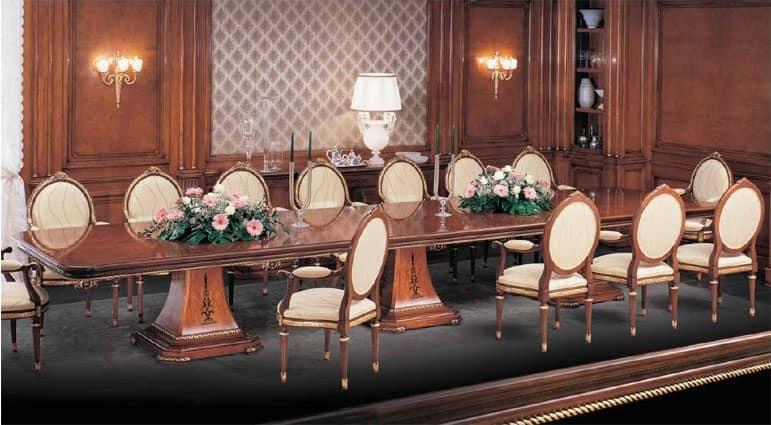 Art 1000 boiserie legno soggiorno idfdesign for Bellotti arredamenti