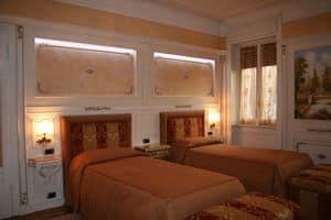 Immagine di Boiserie camera da letto 1, boiserie pannelli