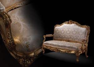 Immagine di 1008 Divano, divano classico di lusso
