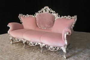 Immagine di 318 Maria divano 3 posti, divano imbottito