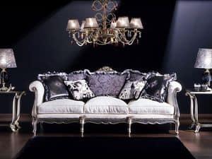 Immagine di 3380 DIVANO LUIGI XV, divano capitonn�