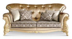 4049/L3, Elegante divano classico per salotto