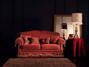 Immagine di Alessandra, divano capitonn�