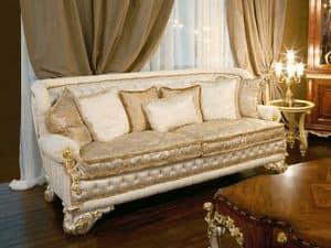 Immagine di Art. 1051, divano classico di lusso