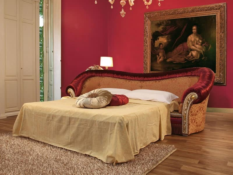 Imbottiti divani divani classici ed in stile in stile e classici di lusso idf - Divani letto classici di lusso ...