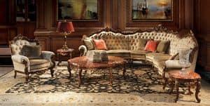 Immagine di Art. 4840, divani imbottiti